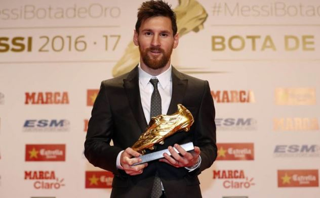 Lionel Messi Names 5 Best Player - Bamzz