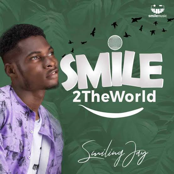 Smiling Jay - Smile to the world