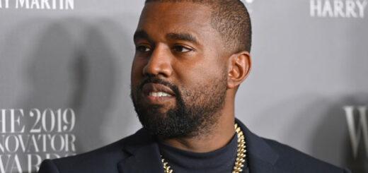 (FILE PHOTO) US rapper Kanye West
