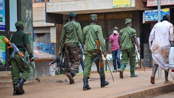 Uganda police launch manhunt for 215 escaped prisoners